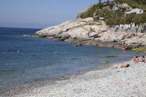 Spiaggia di Chiessi