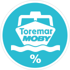 Discount for Moby/Toremar