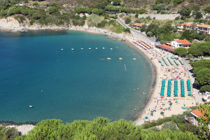 Beach of Cavoli