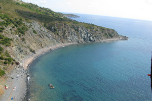Spiaggia le Tombe